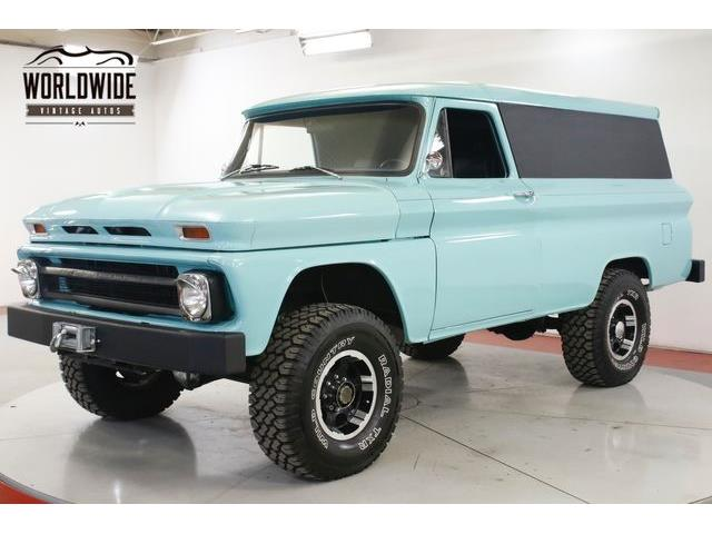 1965 Chevrolet Panel Truck (CC-1294688) for sale in Denver , Colorado