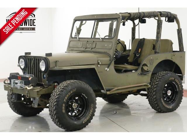 1951 Jeep Willys (CC-1294689) for sale in Denver , Colorado