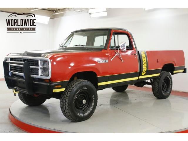1979 Dodge Power Wagon (CC-1294691) for sale in Denver , Colorado
