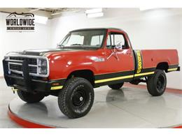 1979 Dodge Power Wagon (CC-1294691) for sale in Denver , Colorado