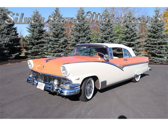 1956 Ford Fairlane (CC-1294700) for sale in North Andover, Massachusetts