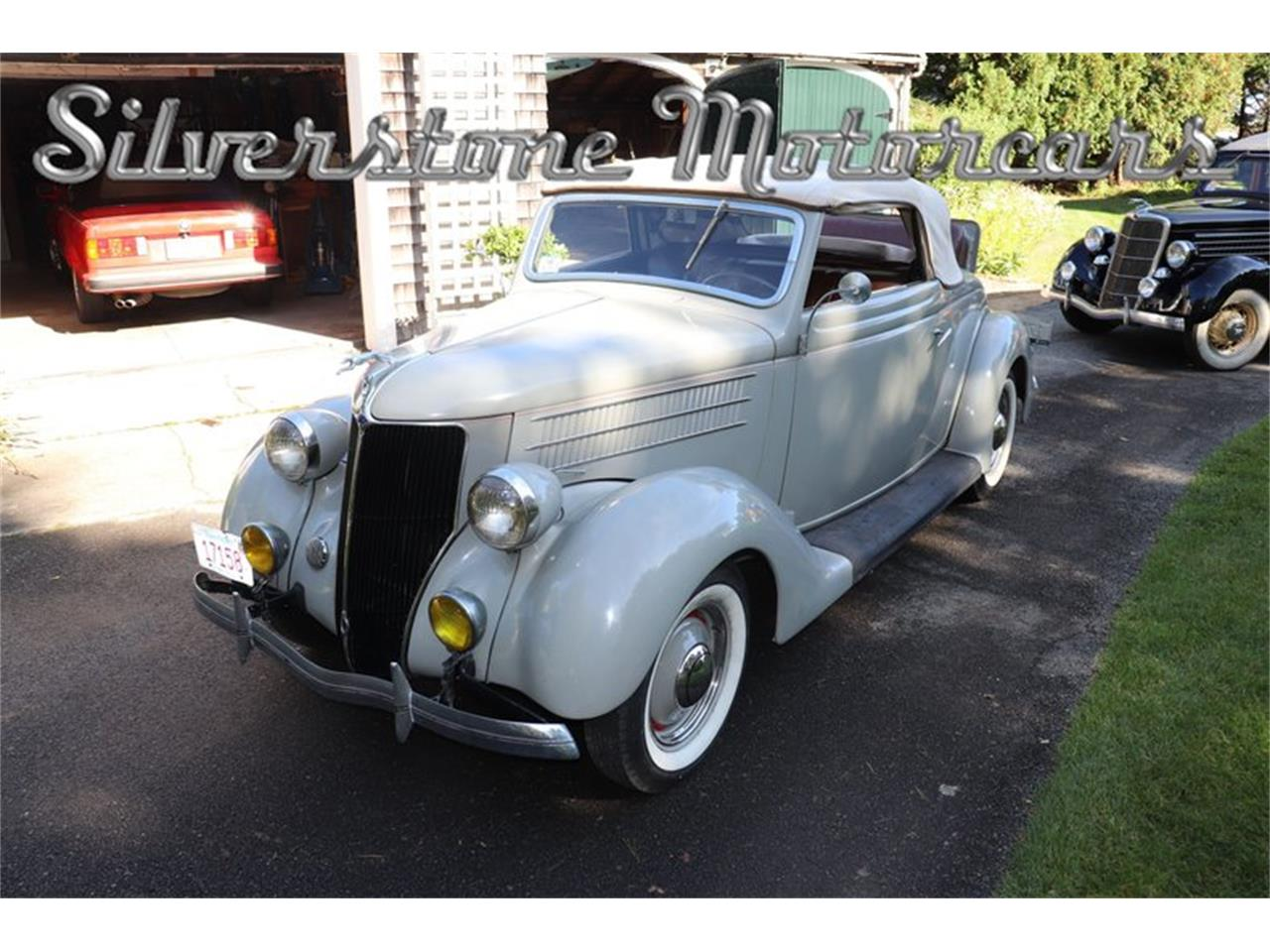 1936 Ford 2-Dr Coupe (CC-1294702) for sale in North Andover, Massachusetts