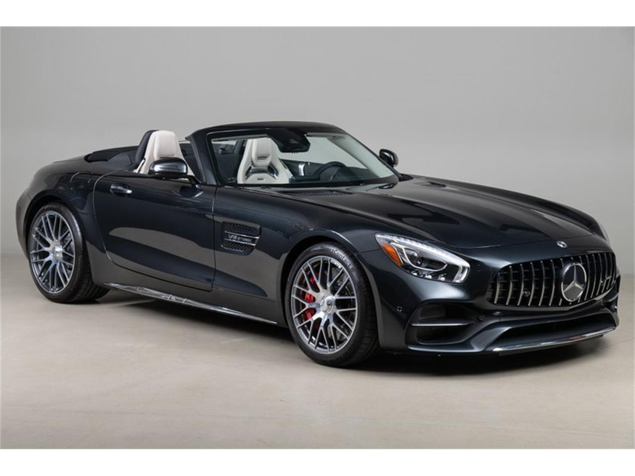 2018 Mercedes-Benz AMG (CC-1294703) for sale in Scotts Valley, California