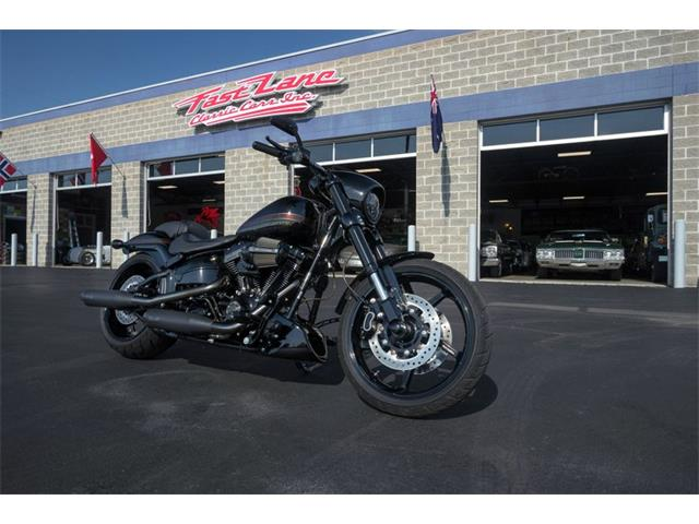 2016 Harley-Davidson FXS (CC-1294704) for sale in St. Charles, Missouri