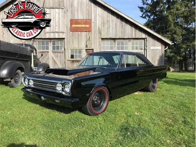 1967 Plymouth Belvedere (CC-1294780) for sale in Mount Vernon, Washington