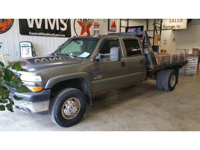 2002 Chevrolet Silverado (CC-1294781) for sale in Upper Sandusky, Ohio