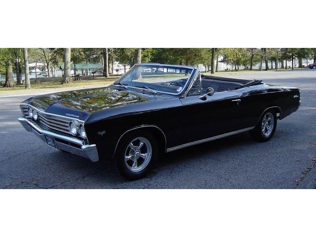 1967 Chevrolet Chevelle (CC-1294786) for sale in Hendersonville, Tennessee