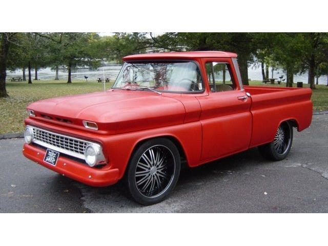 1963 Chevrolet C10 (CC-1294788) for sale in Hendersonville, Tennessee