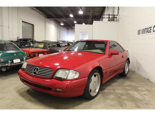 1998 Mercedes-Benz 500SL (CC-1294828) for sale in Cleveland, Ohio