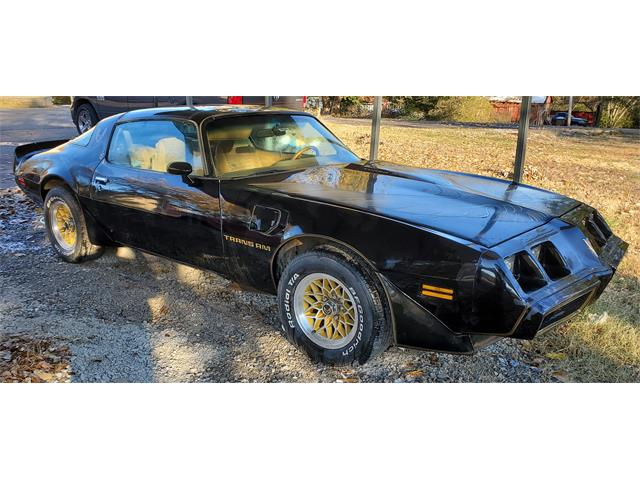 1980 Pontiac Firebird Trans Am (CC-1294830) for sale in Nashville, Tennessee