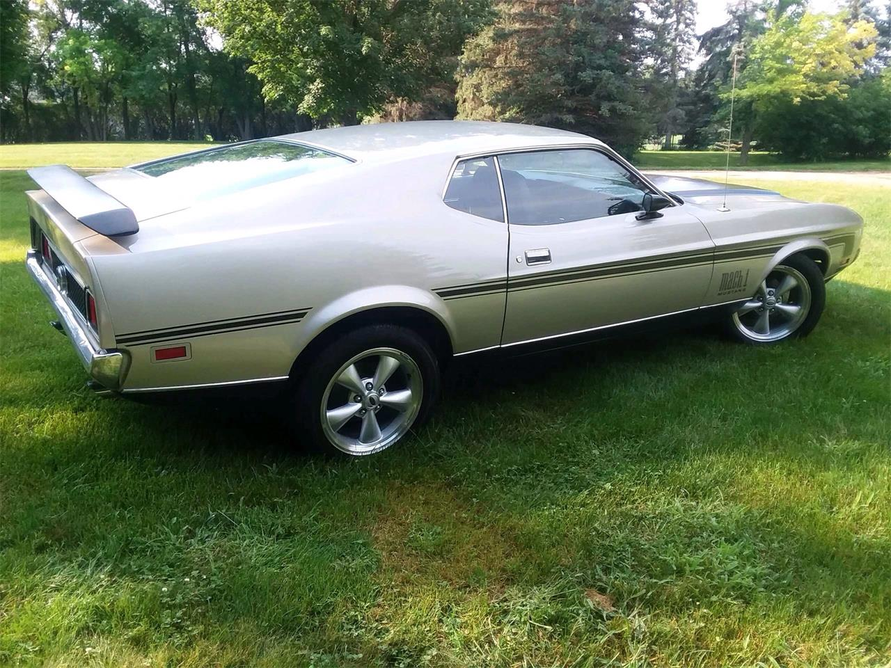1971 Ford Mustang Mach 1 (CC-1294839) for sale in Brookings, South Dakota