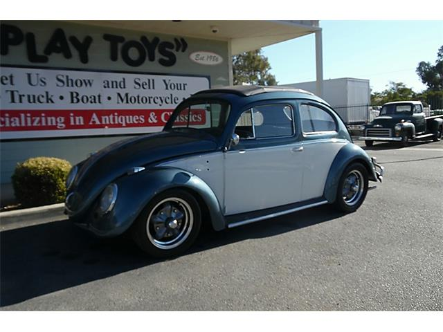 1958 Volkswagen Beetle (CC-1294841) for sale in Redlands, California