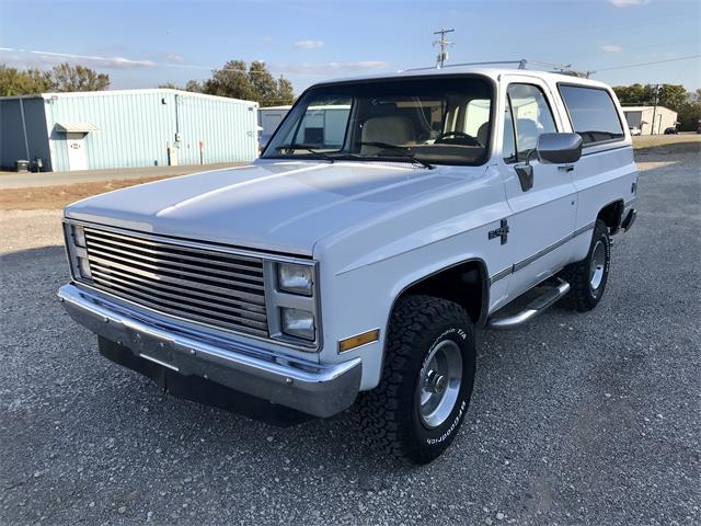 1985 Chevrolet Blazer (CC-1294844) for sale in Sherman, Texas