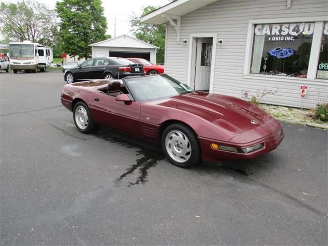 1993 Chevrolet Corvette (CC-1294854) for sale in Hamilton, Ohio