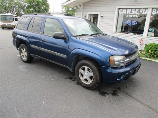 2004 Chevrolet Trailblazer (CC-1294856) for sale in Hamilton, Ohio