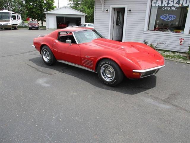 1971 Chevrolet Corvette (CC-1294857) for sale in Hamilton, Ohio