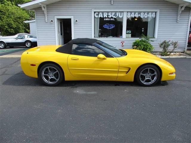 2004 Chevrolet Corvette (CC-1294859) for sale in Hamilton, Ohio