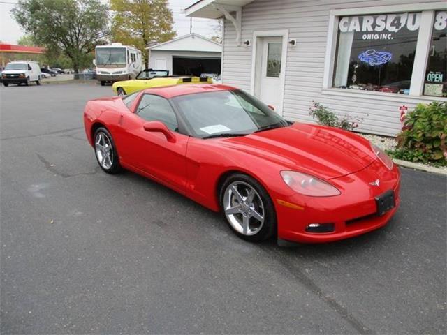 2007 Chevrolet Corvette (CC-1294866) for sale in Hamilton, Ohio