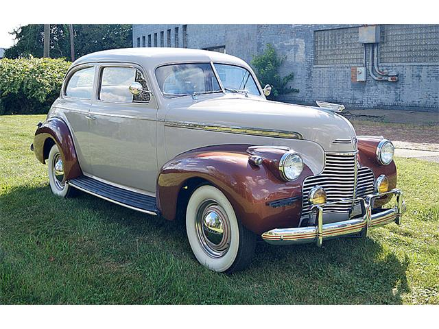 1940 Chevrolet Special Deluxe (CC-1294875) for sale in Canton, Ohio