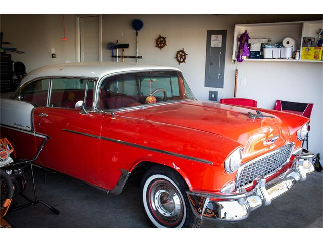 1955 Chevrolet Bel Air (CC-1294886) for sale in Waxahachie, Texas