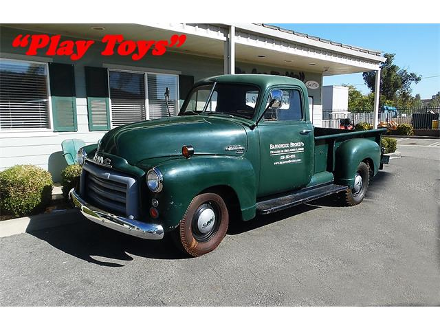 1950 GMC 1/2 Ton Pickup (CC-1294890) for sale in Redlands, California