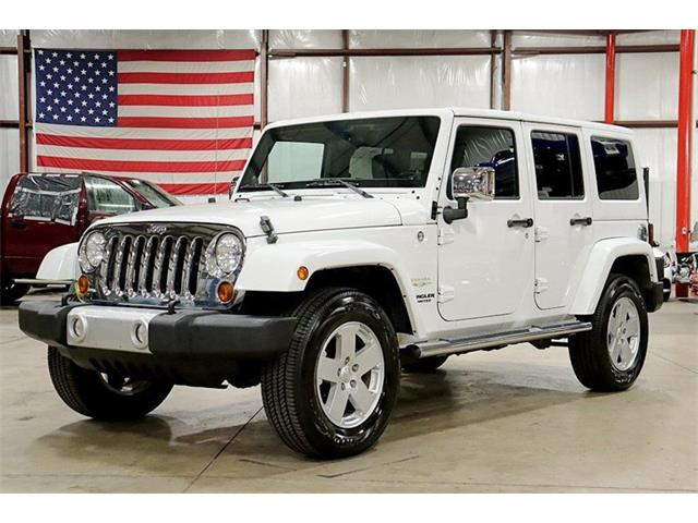2012 Jeep Wrangler (CC-1294901) for sale in Kentwood, Michigan