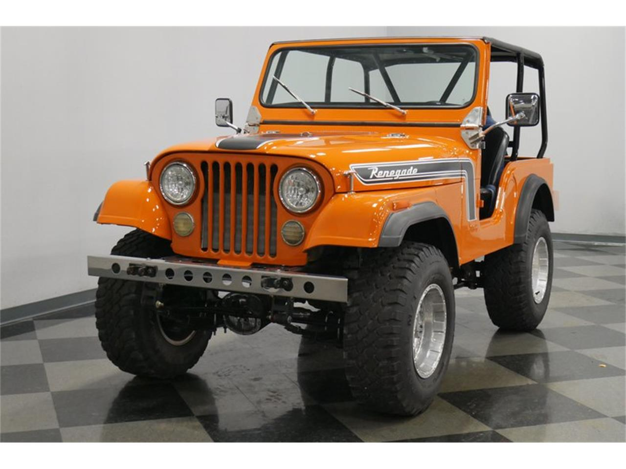 1981 Jeep CJ5 (CC-1294918) for sale in Lavergne, Tennessee