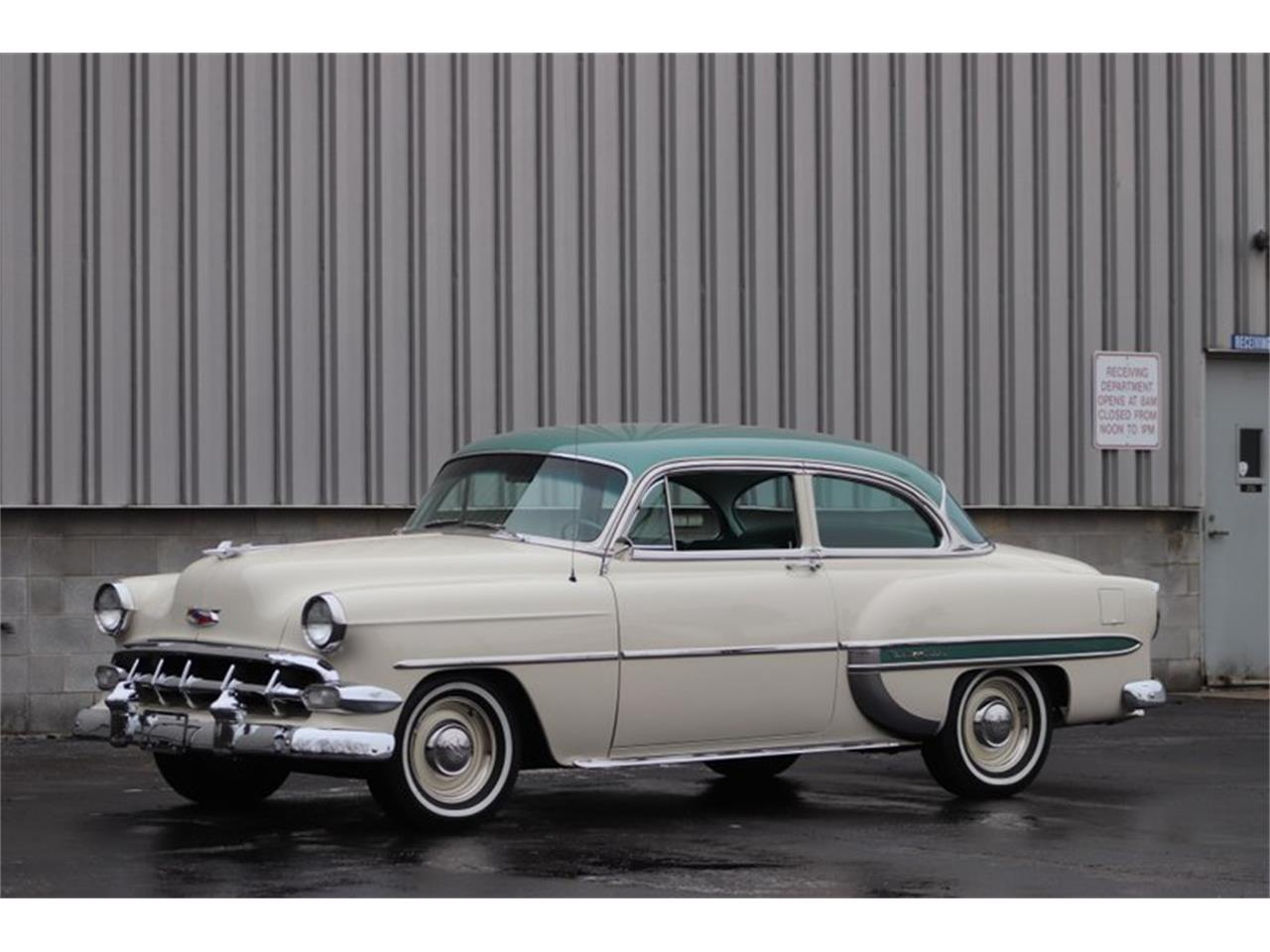 1954 Chevrolet Bel Air (CC-1294944) for sale in Alsip, Illinois