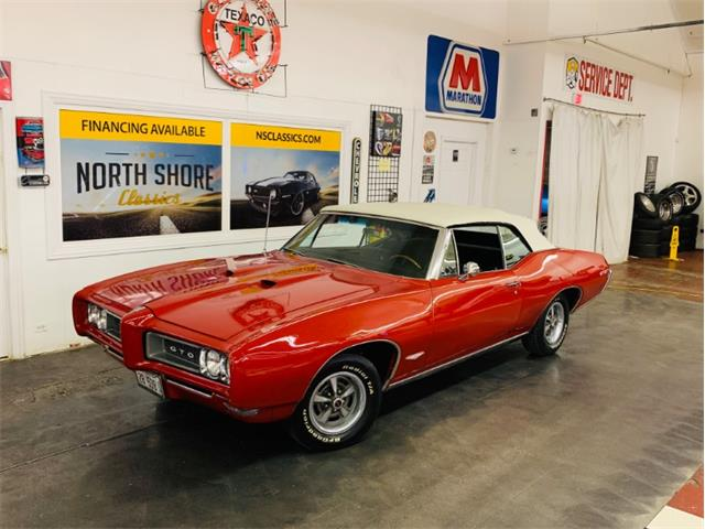 1968 Pontiac GTO (CC-1294956) for sale in Mundelein, Illinois