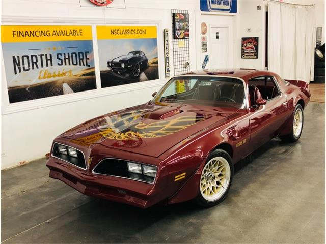 1978 Pontiac Firebird Trans Am (CC-1294959) for sale in Mundelein, Illinois