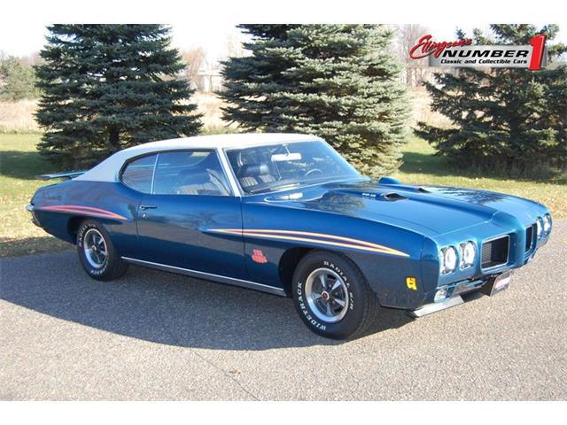 1970 Pontiac GTO (CC-1294990) for sale in Rogers, Minnesota