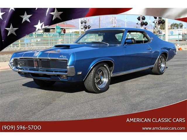 1969 Mercury Cougar XR7 (CC-1295010) for sale in La Verne, California
