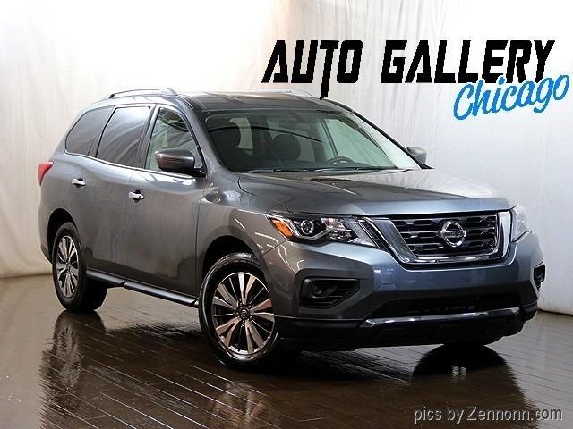 2019 Nissan Pathfinder (CC-1295017) for sale in Addison, Illinois