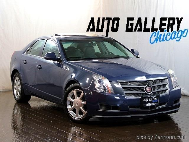 2009 Cadillac CTS (CC-1295018) for sale in Addison, Illinois