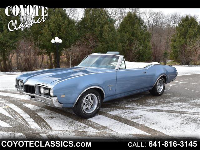 1968 Oldsmobile Cutlass (CC-1295035) for sale in Greene, Iowa