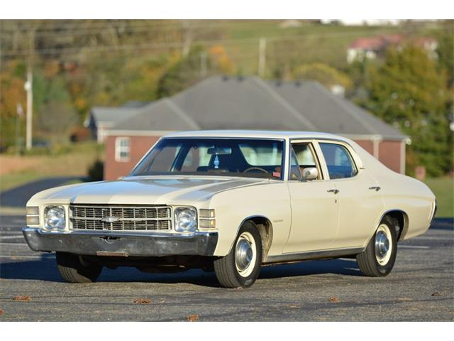 1971 Chevrolet Chevelle (CC-1295038) for sale in Cookeville, Tennessee