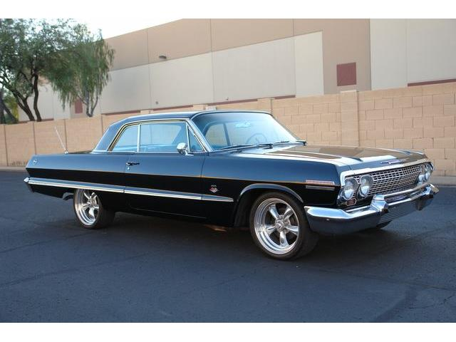 1963 Chevrolet Impala (CC-1295039) for sale in Phoenix, Arizona