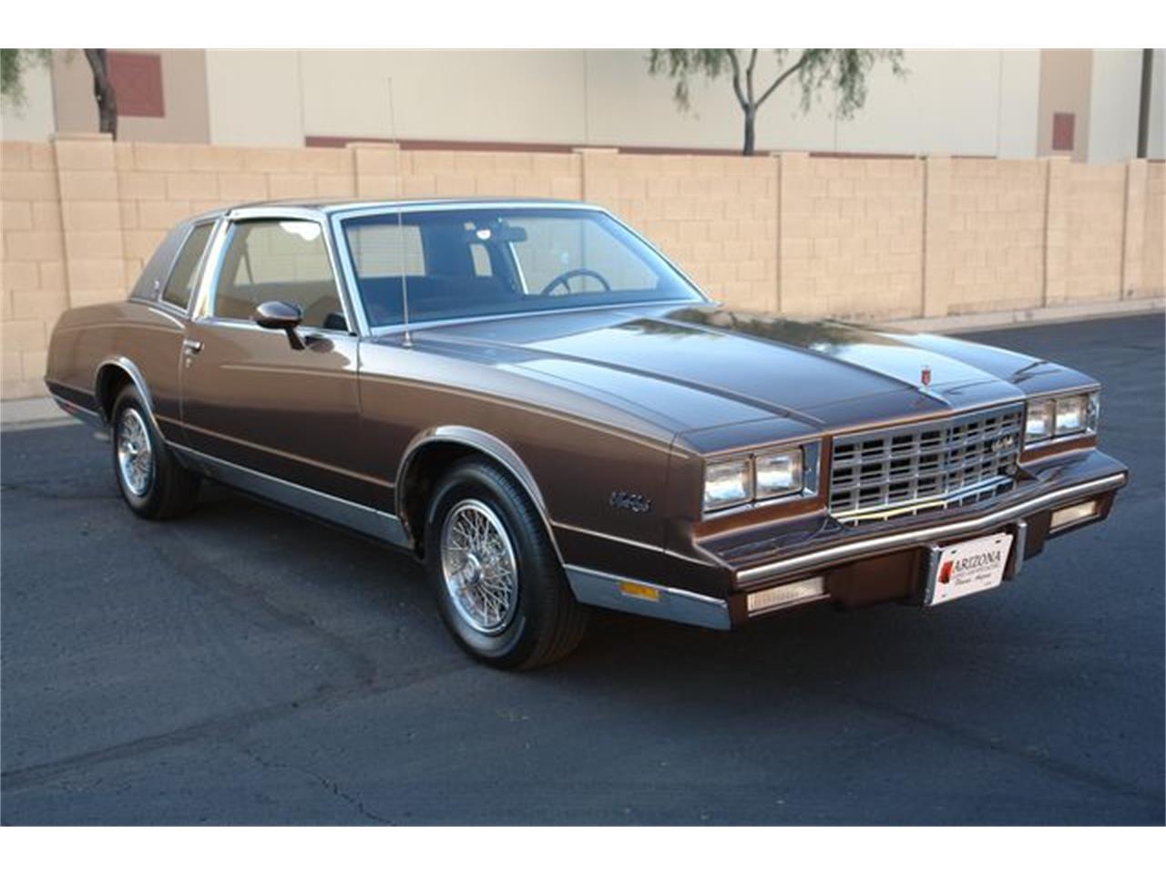 1983 Chevrolet Monte Carlo (CC-1295040) for sale in Phoenix, Arizona