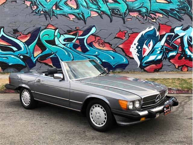 1987 Mercedes-Benz 560 (CC-1295041) for sale in Los Angeles, California