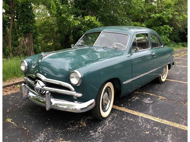 1949 Ford Custom (CC-1295062) for sale in Maple Lake, Minnesota