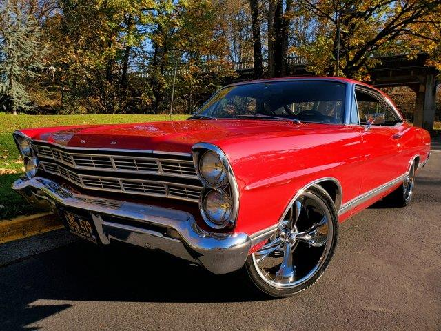 1967 Ford Galaxie 500 (CC-1295070) for sale in Eugene, Oregon