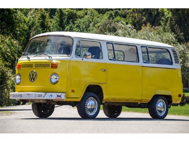1974 Volkswagen Bus (CC-1295075) for sale in Morgan Hill, California