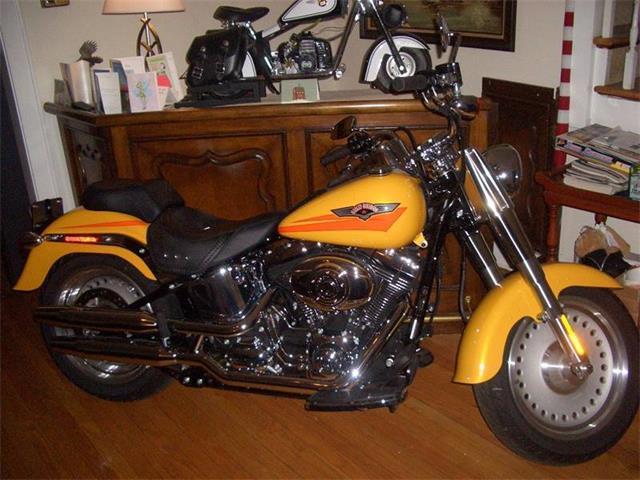 2007 Harley-Davidson Motorcycle
