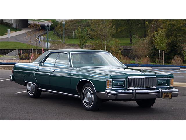 1978 Mercury Marquis (CC-1295092) for sale in Canton, Ohio