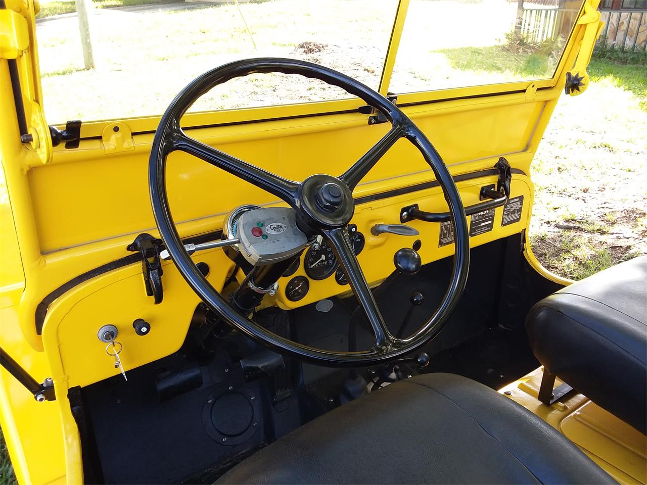 1946 Willys CJ2A (CC-1295094) for sale in Cocoa, Florida