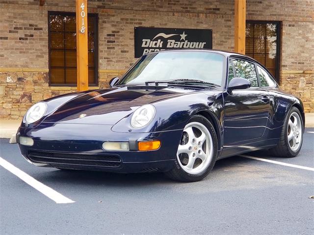 1995 Porsche 911 Carrera (CC-1295104) for sale in Oakwood, Georgia
