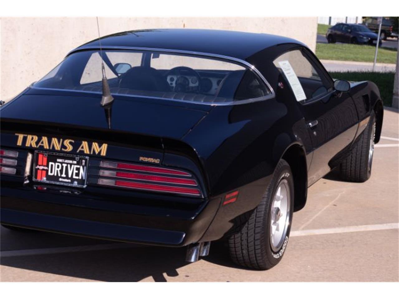 1976 Pontiac Firebird Trans Am (CC-1295111) for sale in Springfield, Missouri
