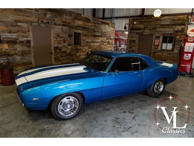 1969 Chevrolet Camaro (CC-1295112) for sale in Springfield, Missouri