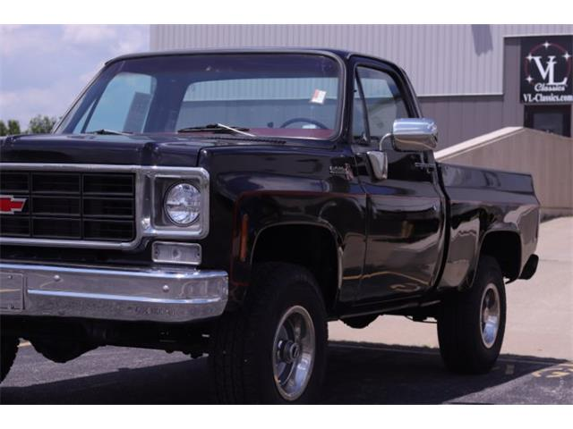 1977 Chevrolet K-10 (CC-1295113) for sale in Springfield, Missouri