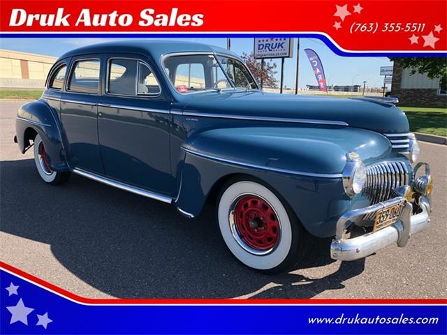 1941 DeSoto Custom (CC-1295127) for sale in Ramsey, Minnesota